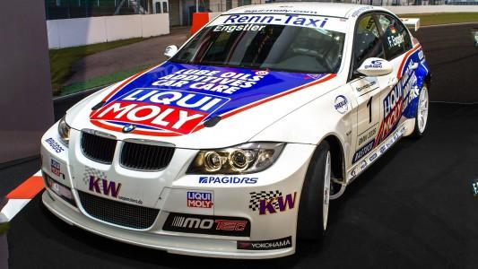 ליקווי מולי מעורבת בסדרת אליפות העולם למכוניות סלון