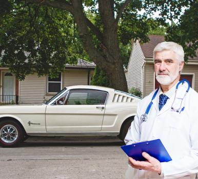 רכשת רכב יד שניה ולא מרופא ?